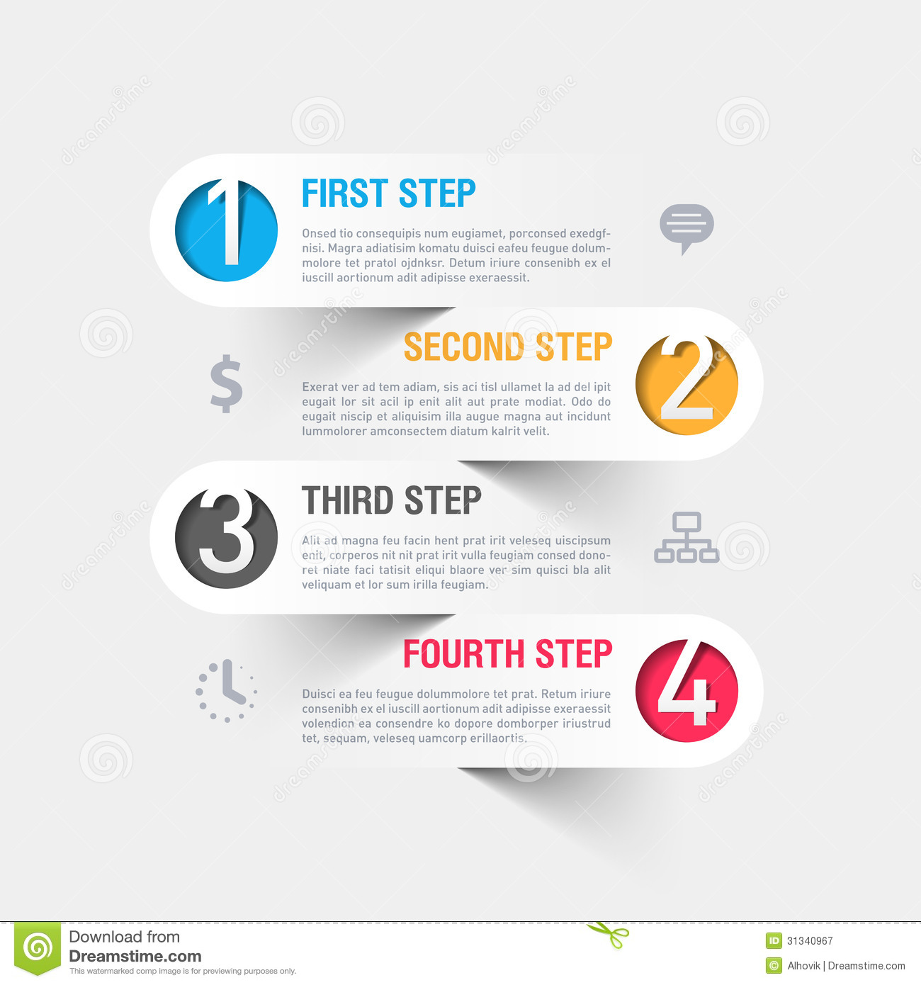 infographic template free