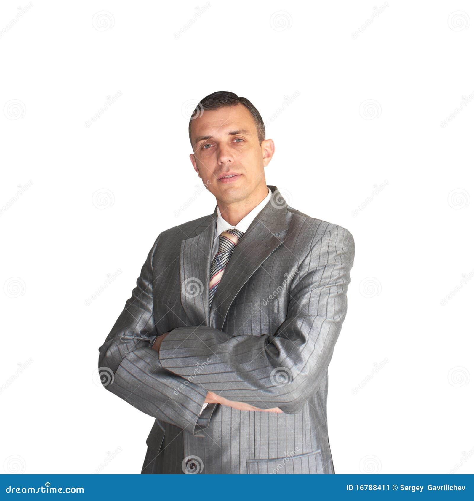 The modern businessman