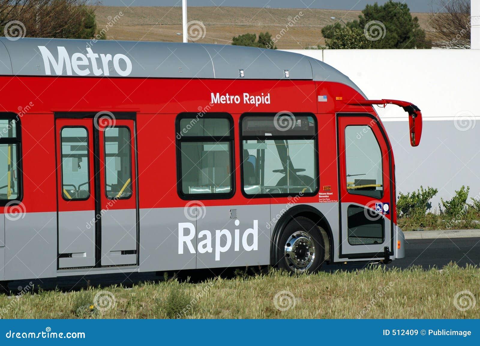 Modern buss