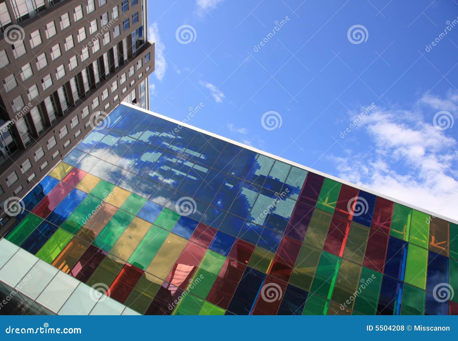 Modern byggnadsaffär