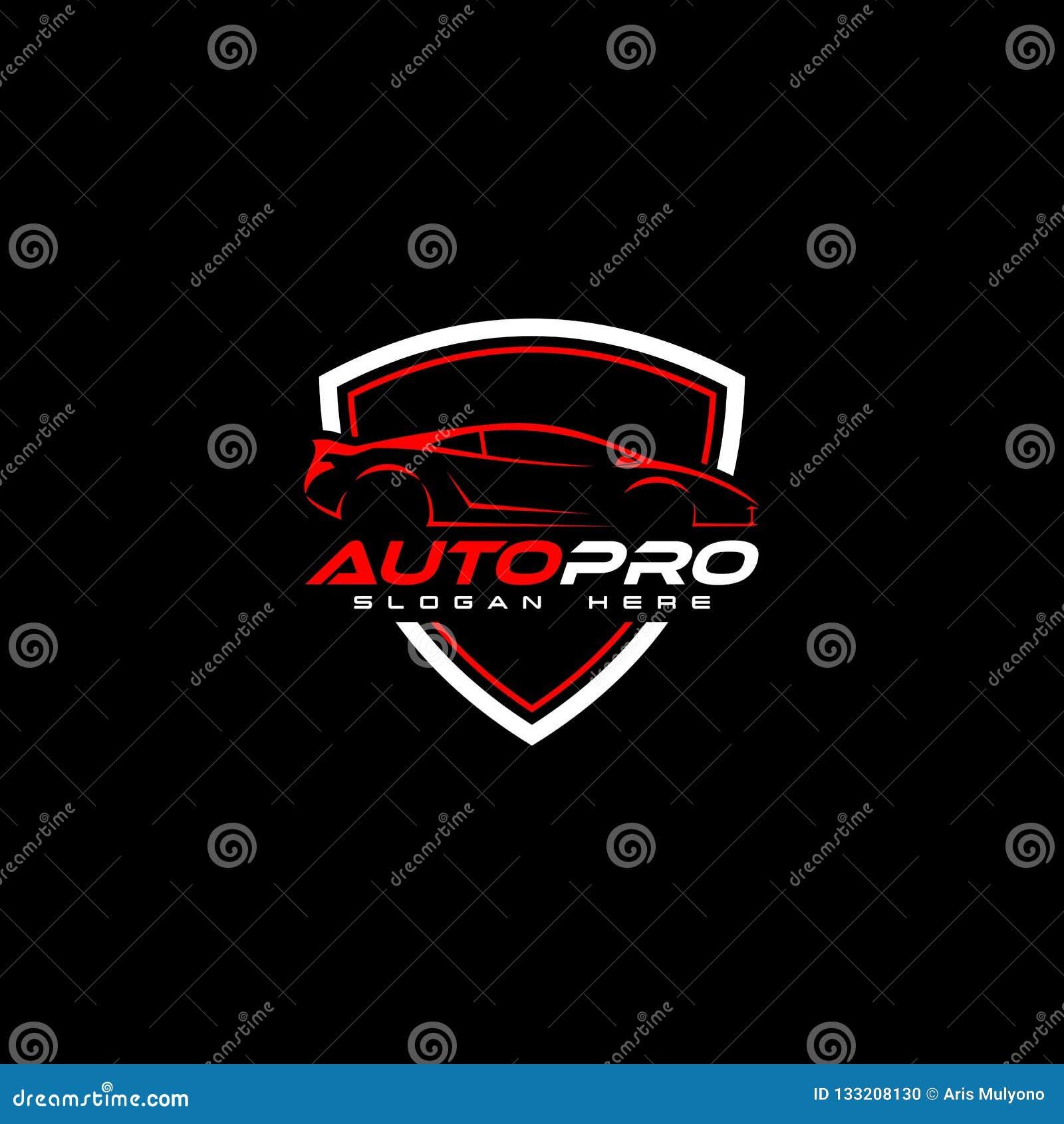 Modern Car Logo Design Inspiration Stock Illustration Illustration Of Illustration Isolated 133208130