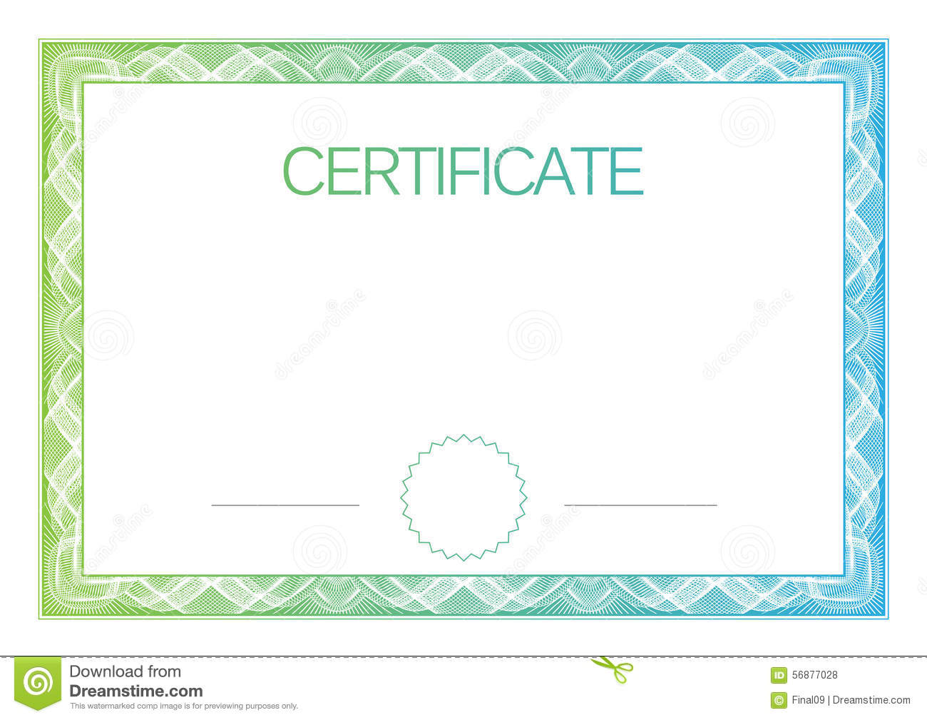 Modern certificate and diplomas template vector stock vector modern certificate and diplomas template vector royalty free vector yadclub Images