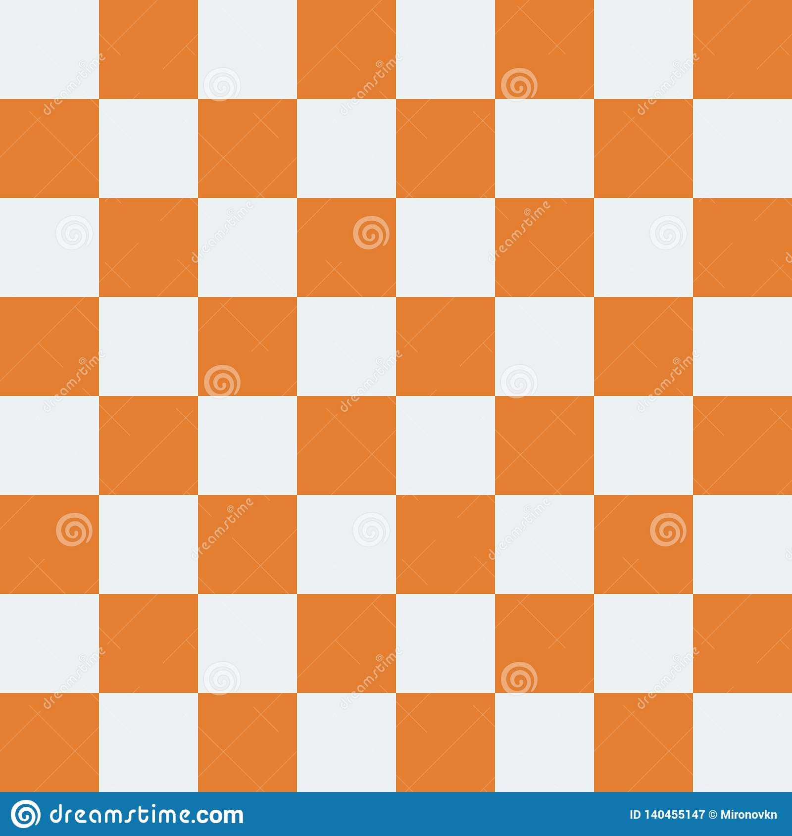 Modern chess board background design vector illustration. Eps10Seamless modern chess board brown and light brown pattern vector il