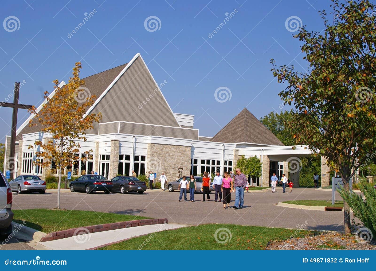 a modern church building stock photo 49871832 megapixl