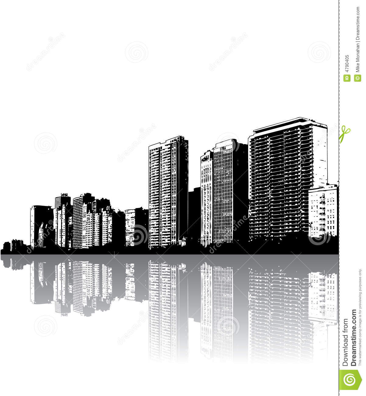 Modern City Buildings Royalty Free Stock Photo Image