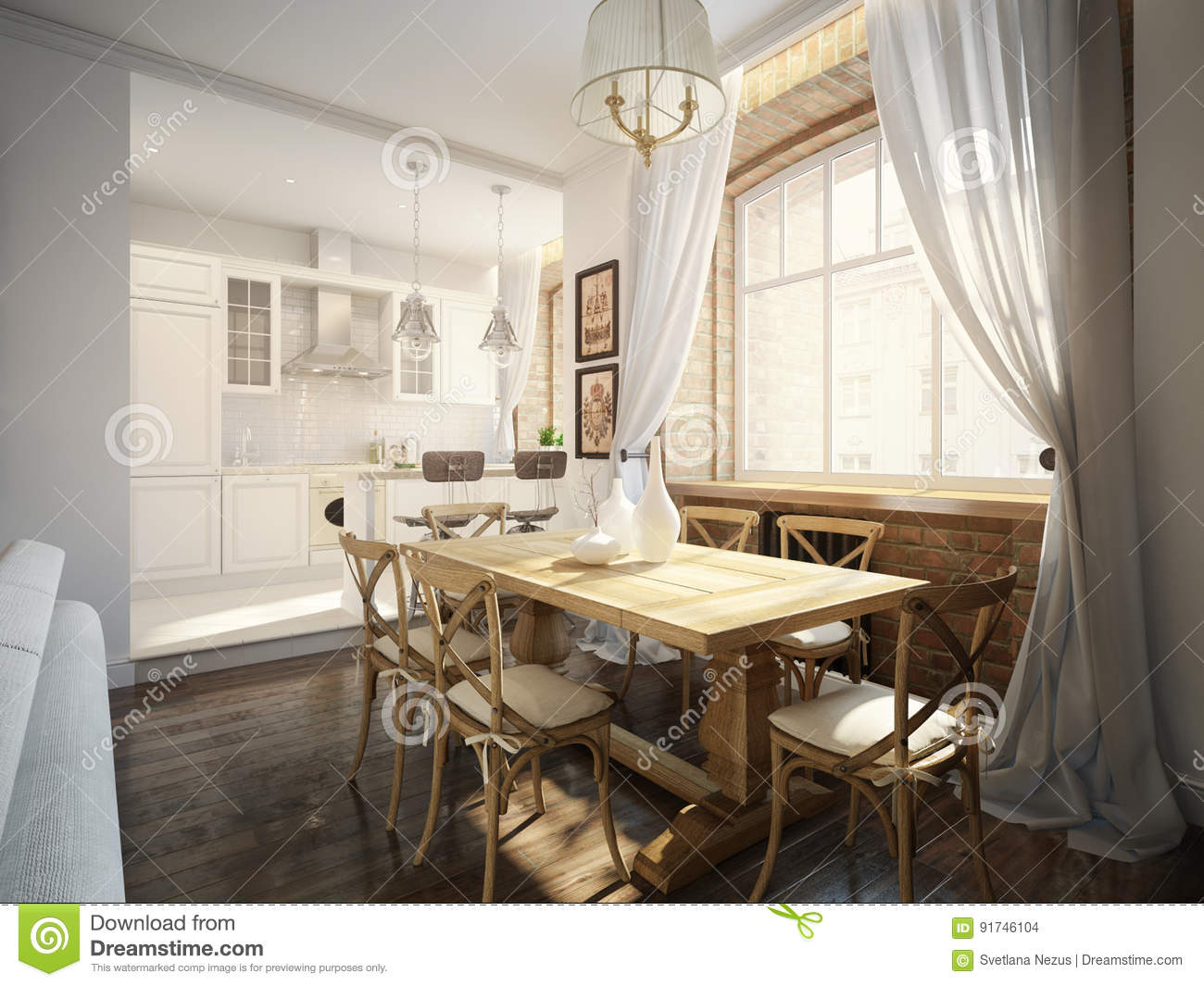 Fabulous Modern Classic Traditional Dining Room And White Kitchen Home Remodeling Inspirations Basidirectenergyitoicom