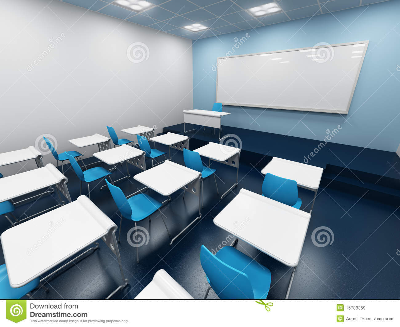 Modern Classroom Management : Modern classroom royalty free stock images image