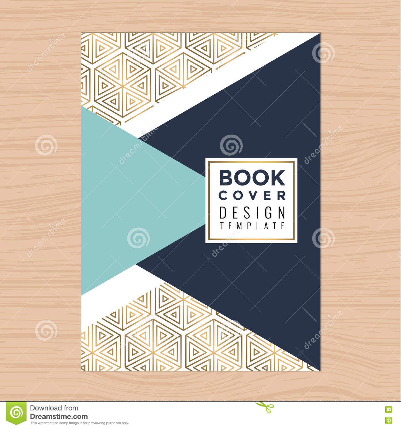 Best Book Cover Design Company : Modern clean book cover booklet poster flyer brochure