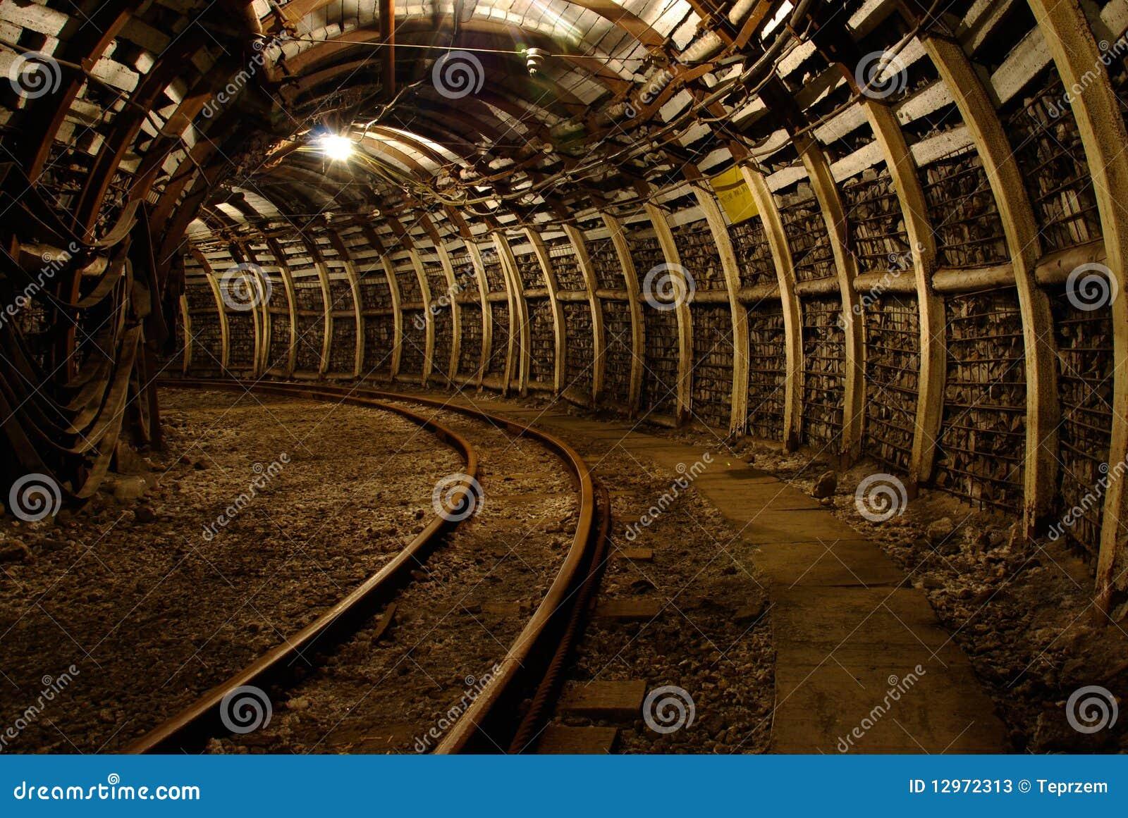 Modern Coal Mine Stock Photos - Image: 12972313