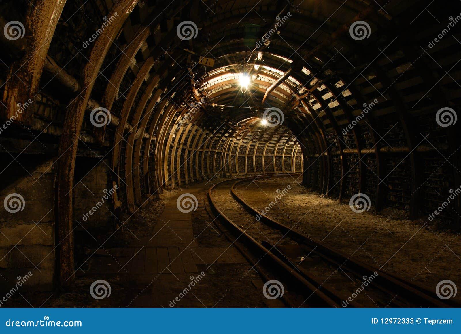 Modern Coal Mine Stock Photos - Image: 12972333