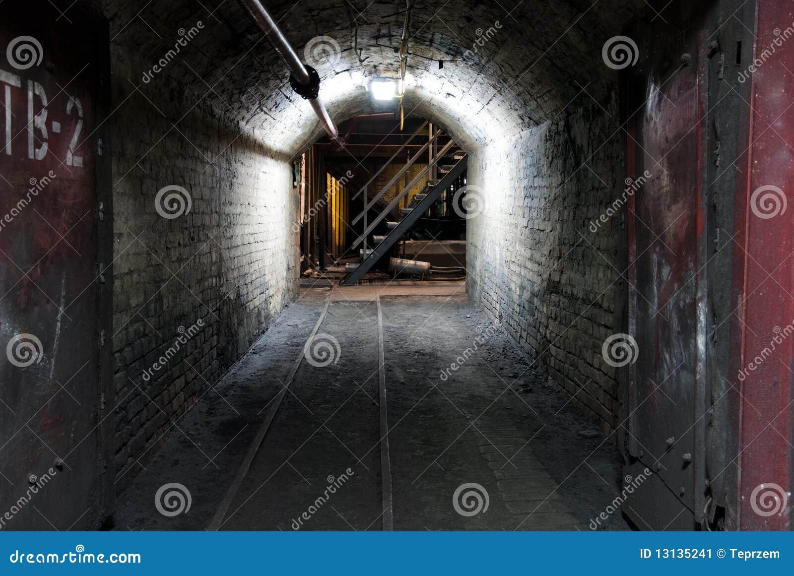 Modern Coal Mine Stock Image - Image: 13135241