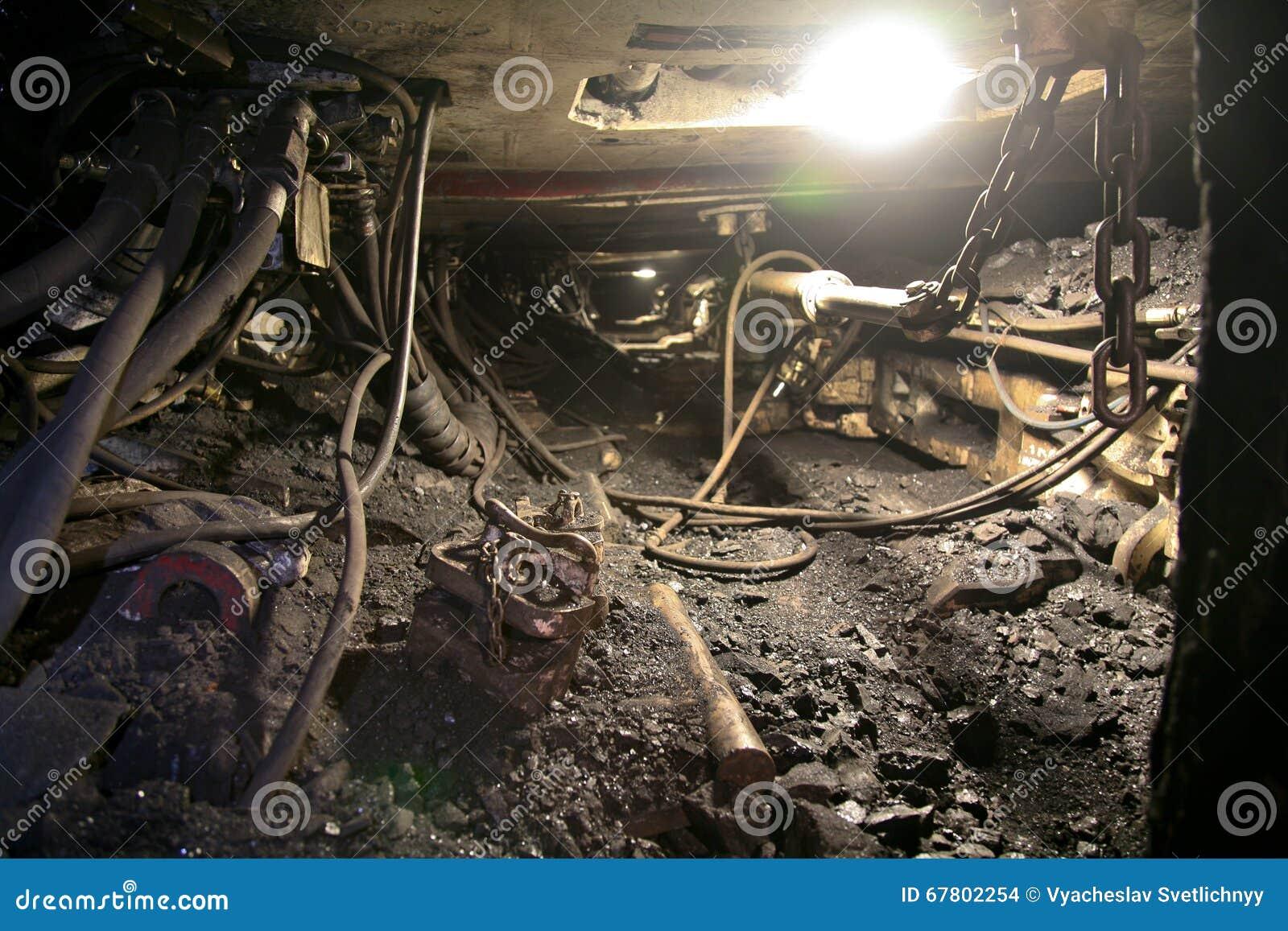Modern Coal Mines