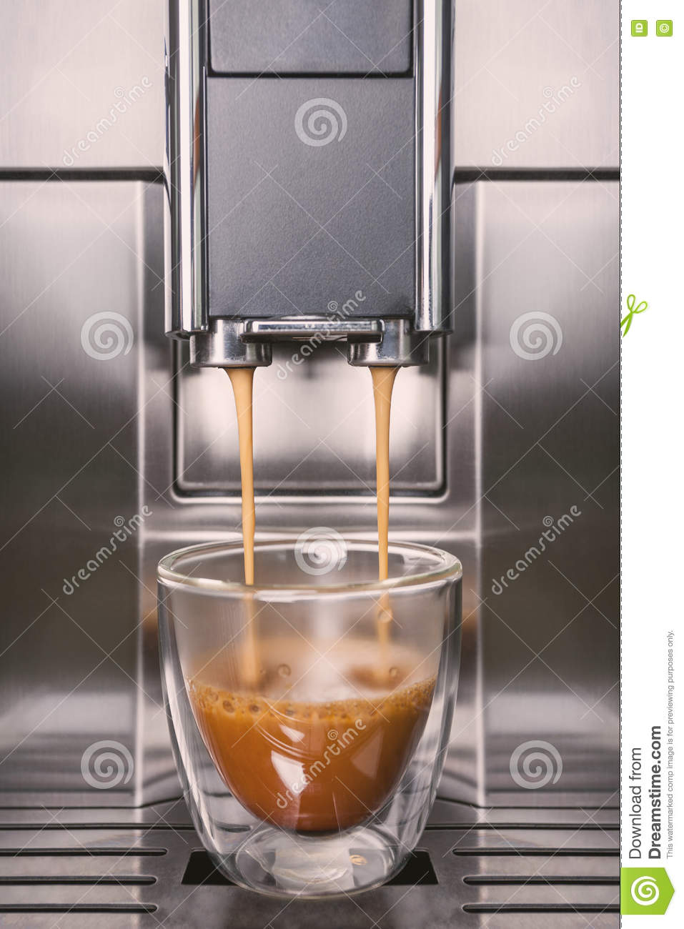 modern coffee machine stock photo  image  - modern coffee machine stock photo