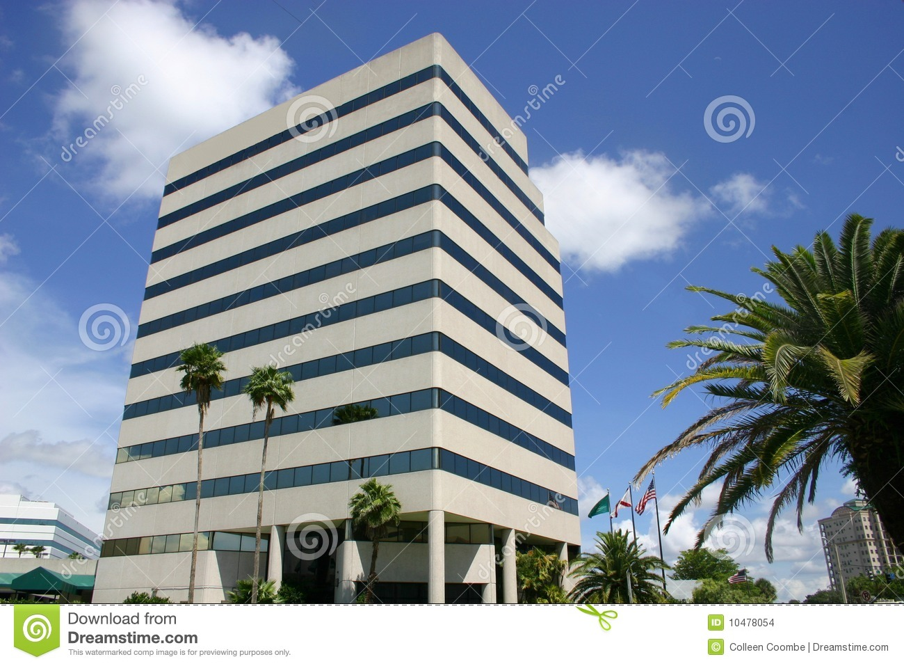 Modern commercial building stock images image 10478054 for Modern commercial building
