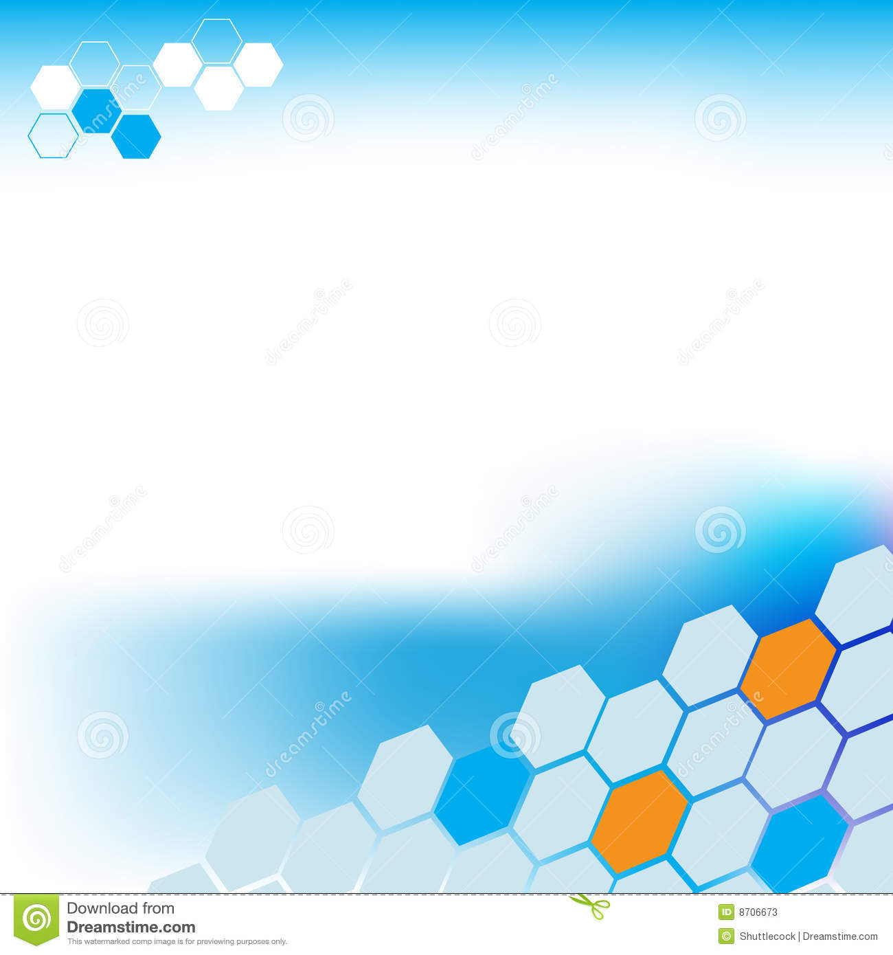 Modern Company Background Template Stock Photos Image