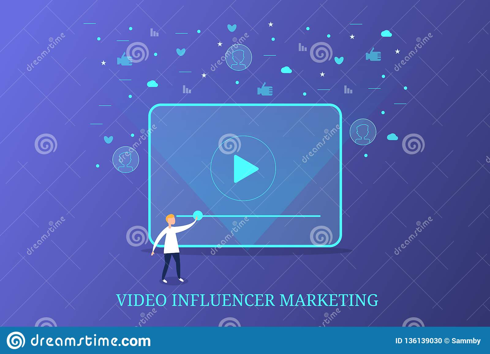Video Influencer Marketing, Social Media Advertising