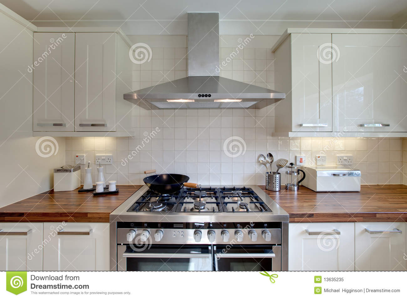Modern Cooker Royalty Free Stock Photo - Image: 13635235