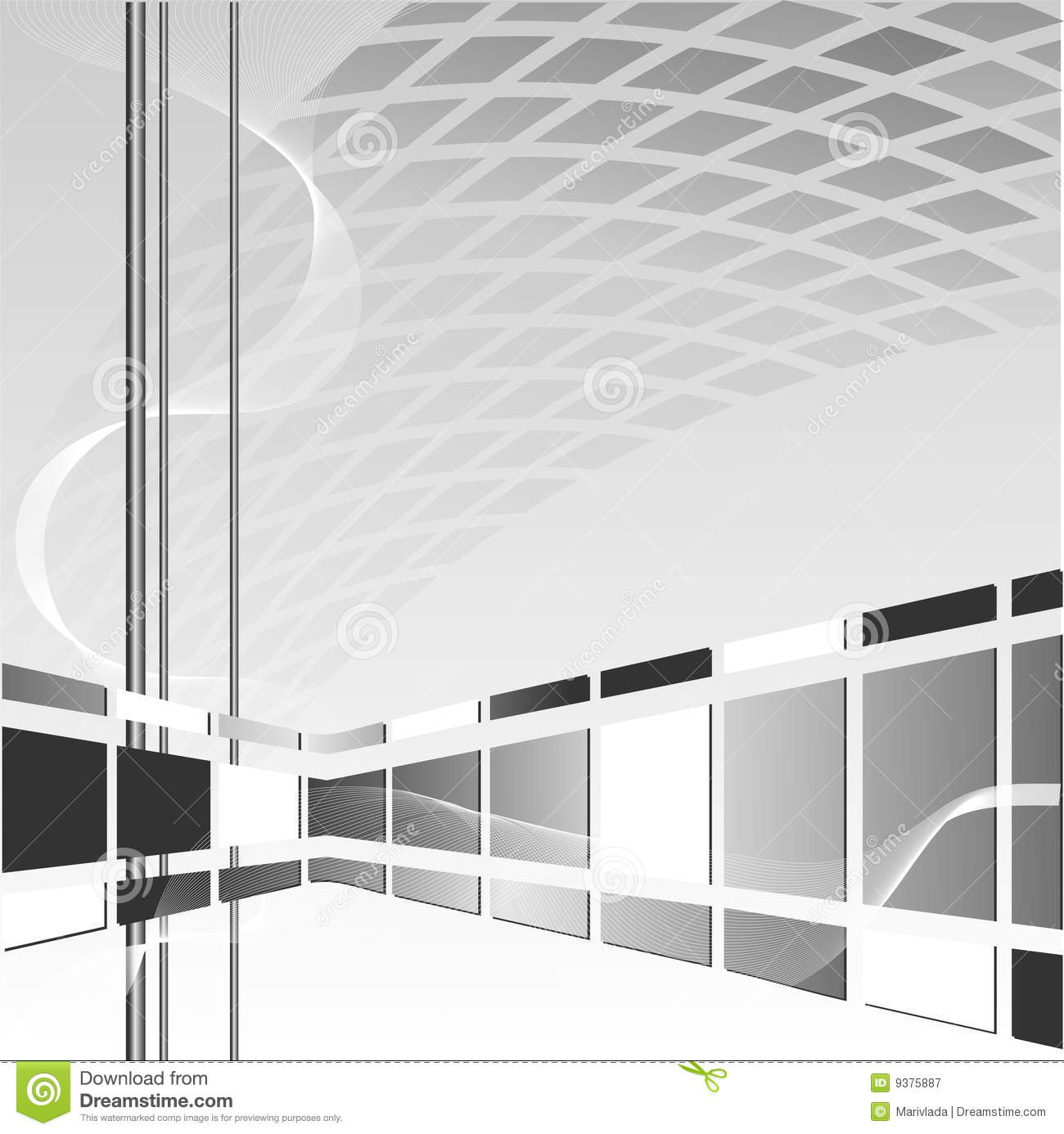 Modern Corporate Background Stock Vector Illustration Of Wallpaper
