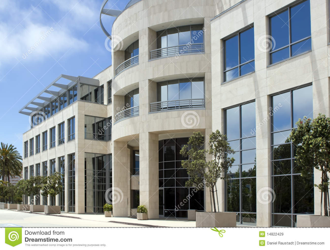 Corporate Business Building Modern Corporate Offic...