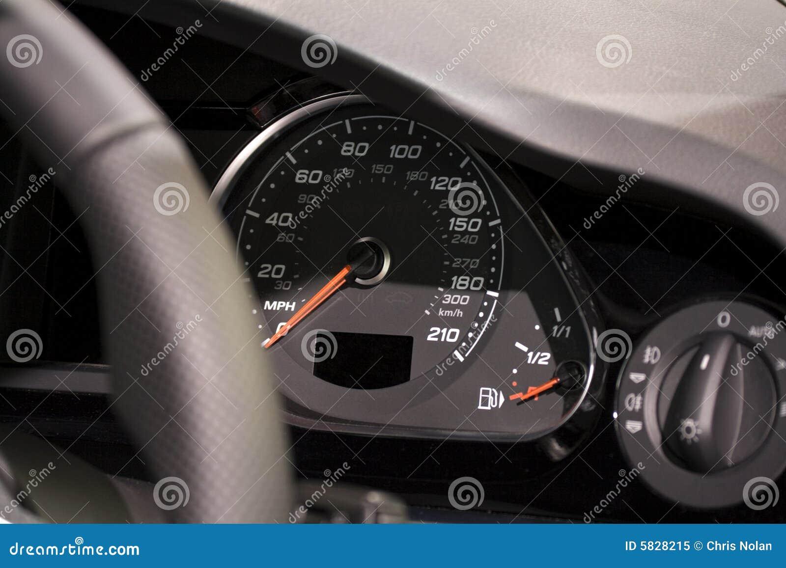 modern dashboard on super fast car - Super Fast Cars