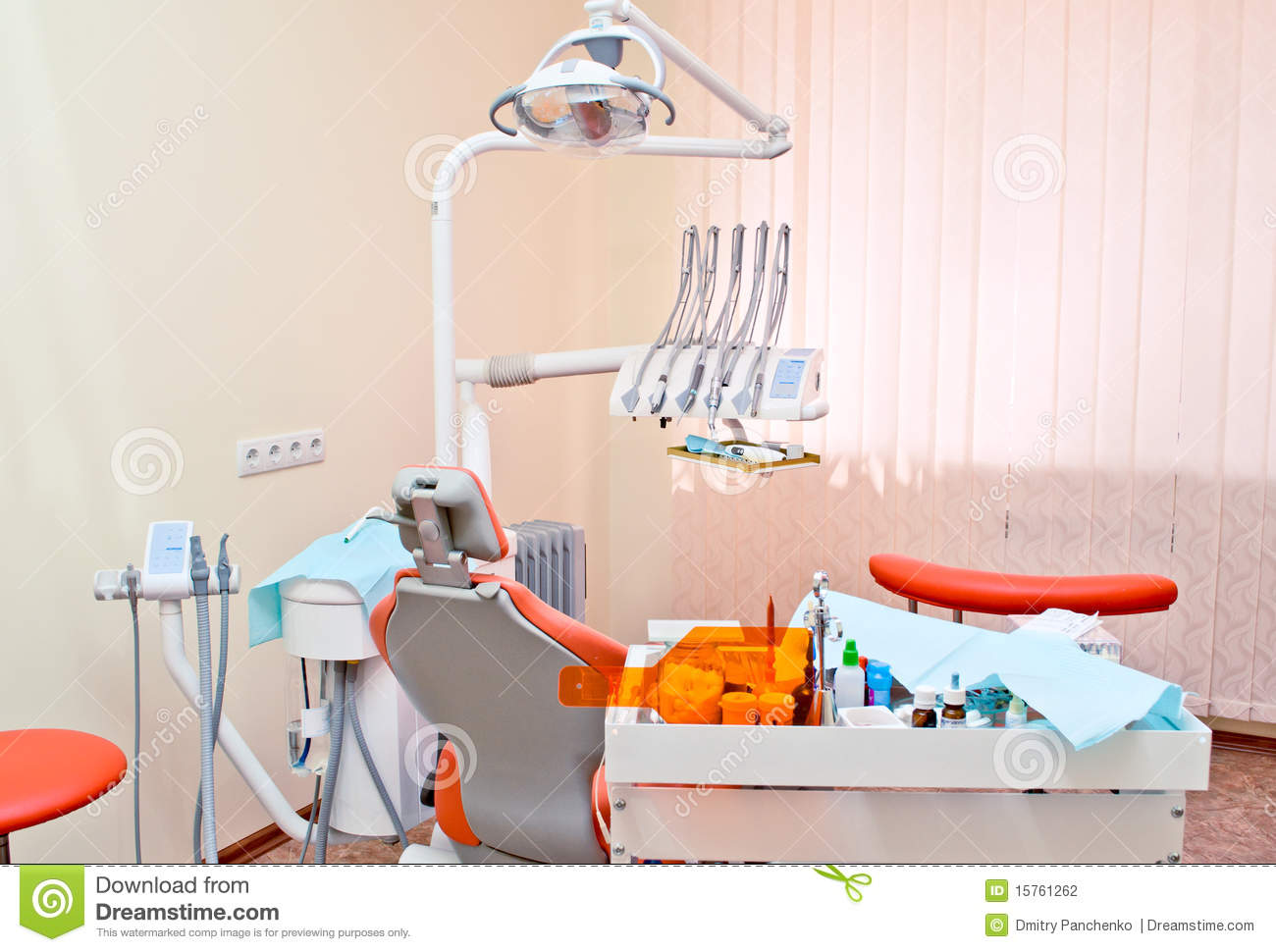modern dental office stock photography - image: 15761262