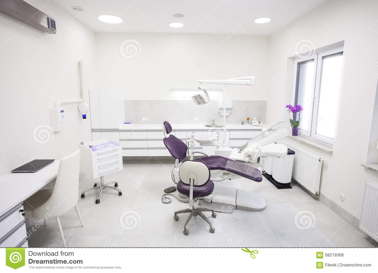 Modern Dental Practice Stock Photo Image 68219368