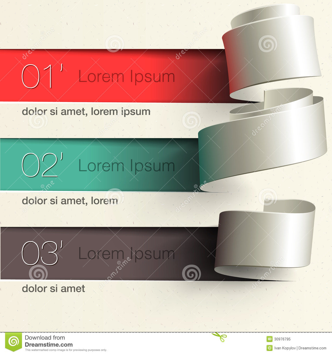 Modern Design Infographic Template Royalty Free Stock ...