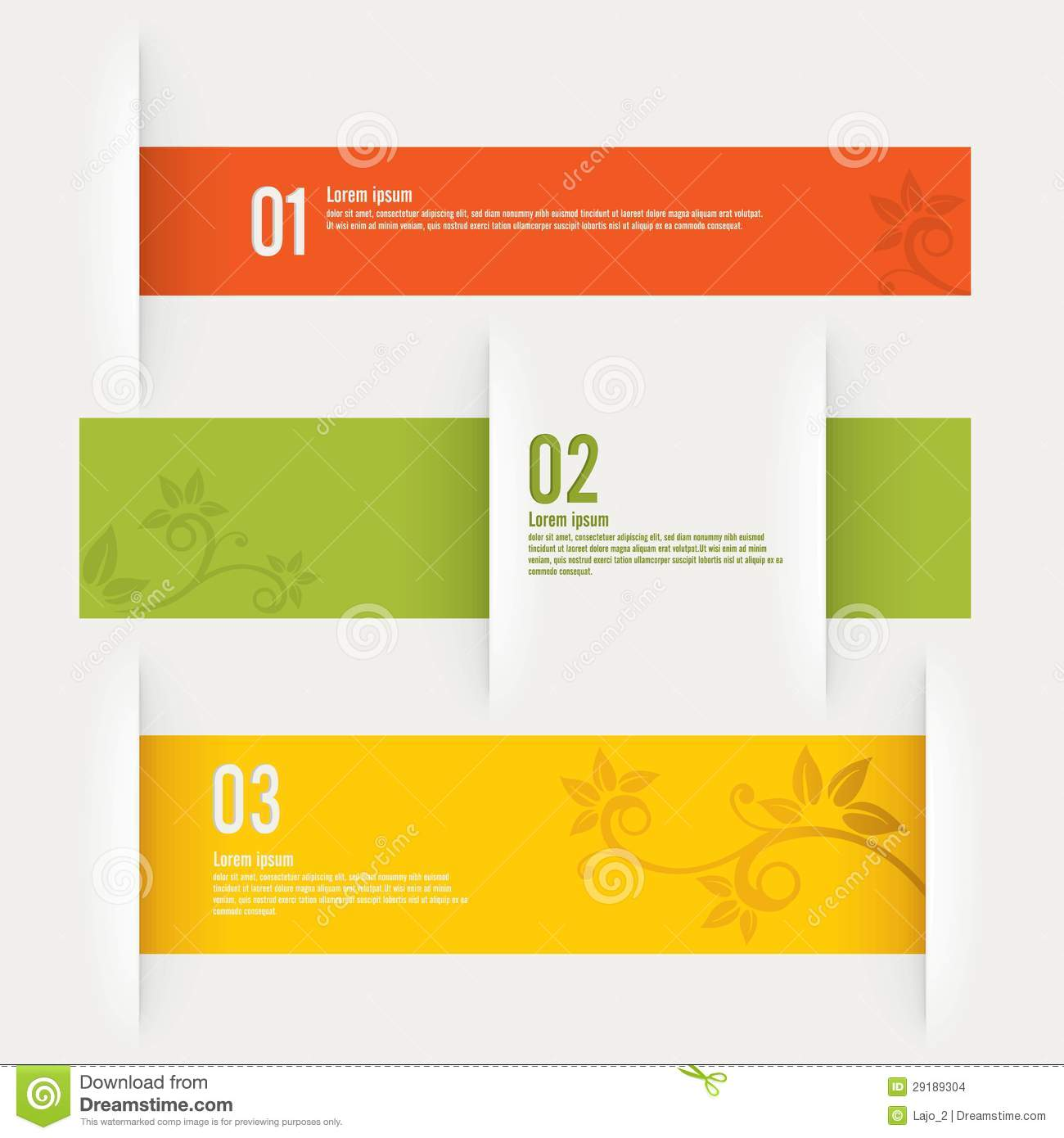 Modern Design Template Stock Images - Image: 29189304