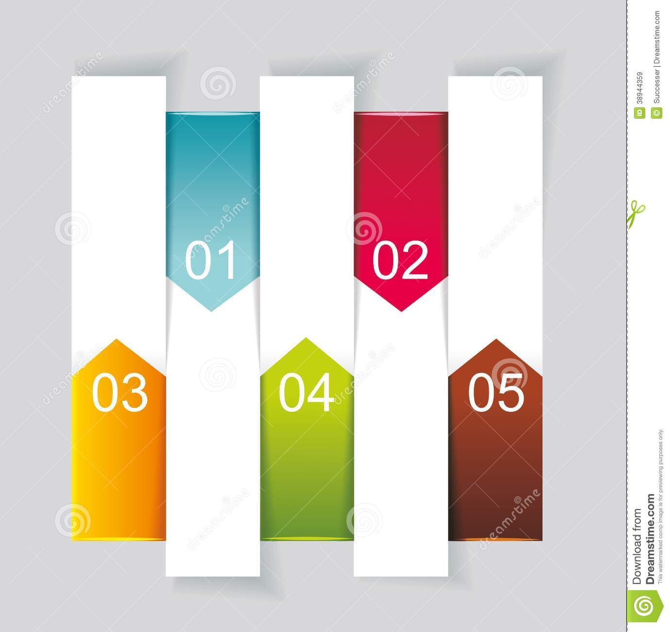 Modern Design Template Vertical Banners. Stock Vector - Image ...