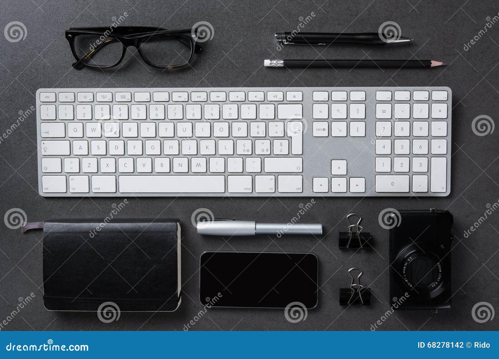 modern desk stock photo image of background businessman 68278142