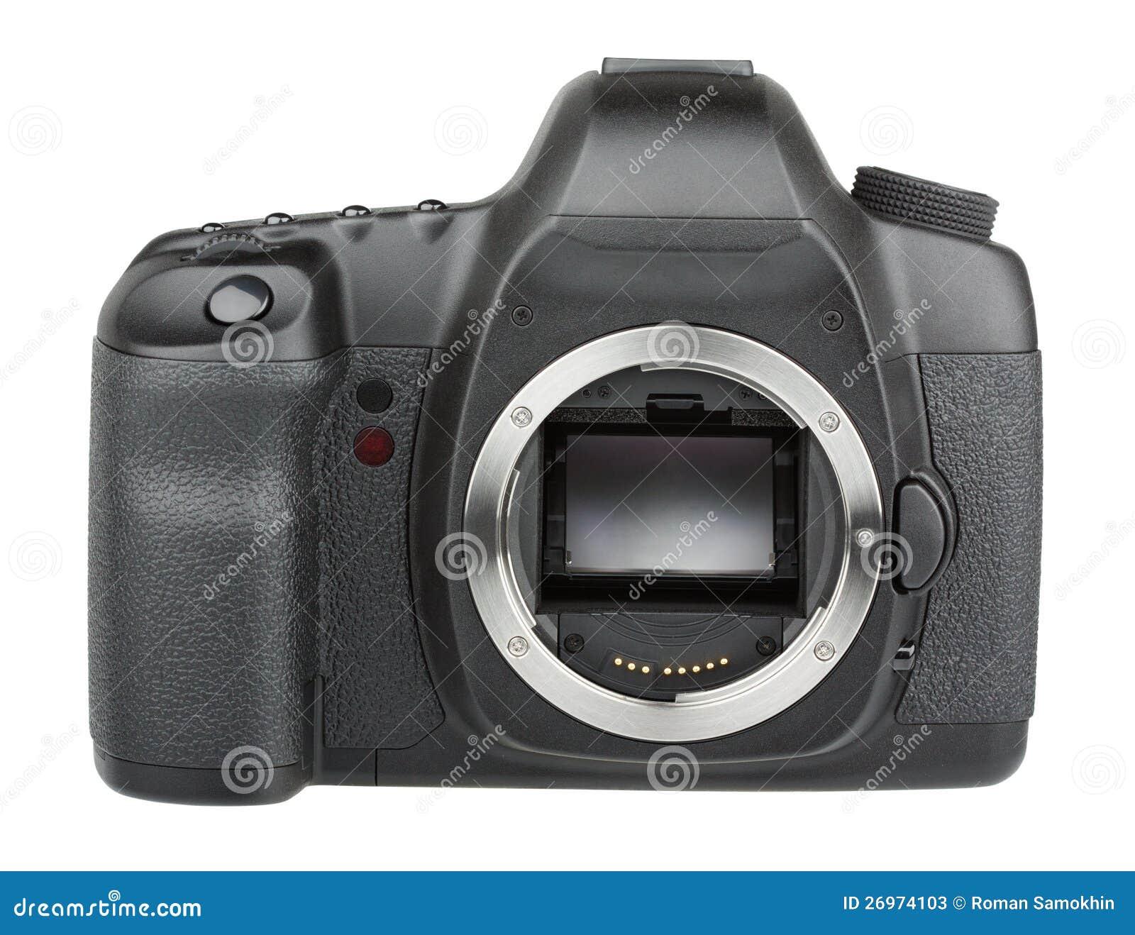 Camera Dslr Camera Without Lens modern digital slr camera without lens stock photos image 26974103 lens