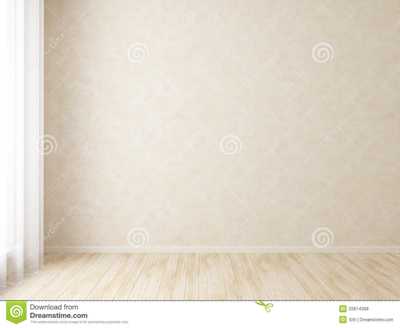 Modern empty interior room royalty free stock photos - Interior stucco wall designs ...