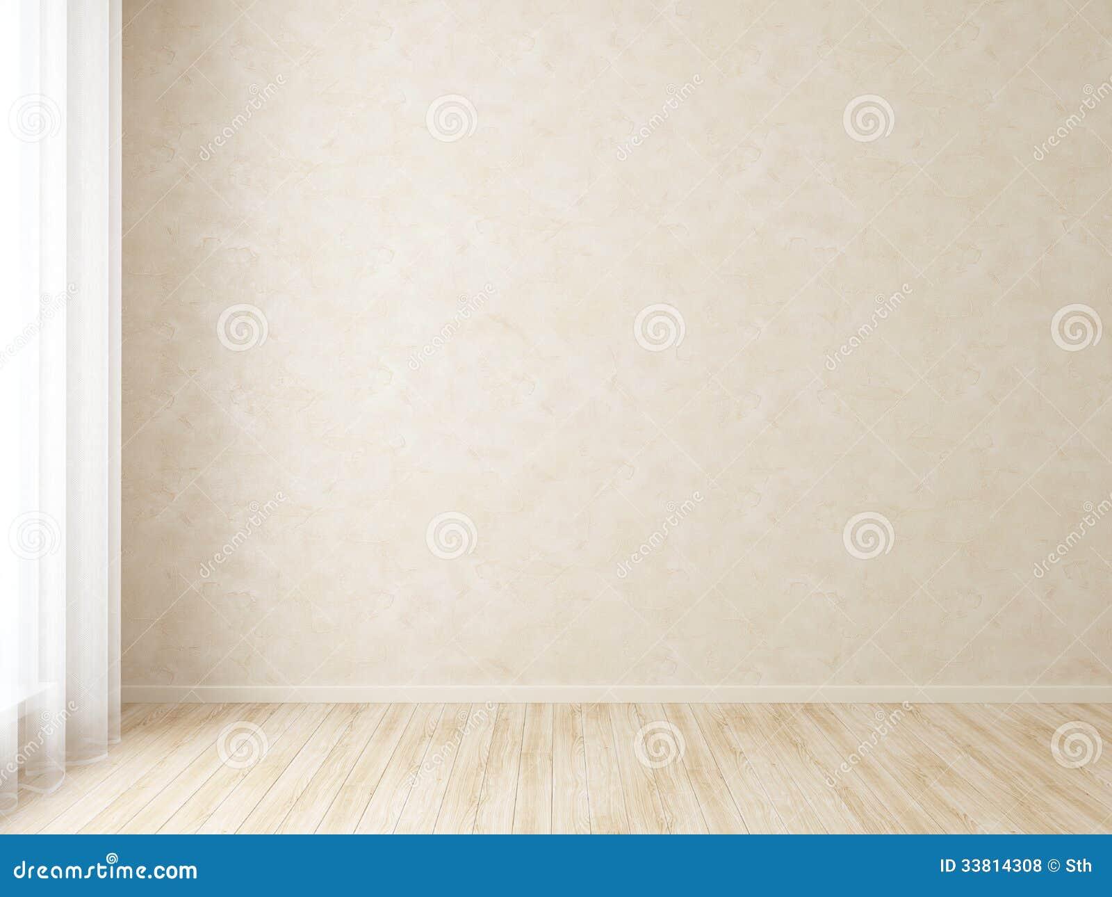 Modern Empty Interior Room Stock Illustration Image Of Living 33814308