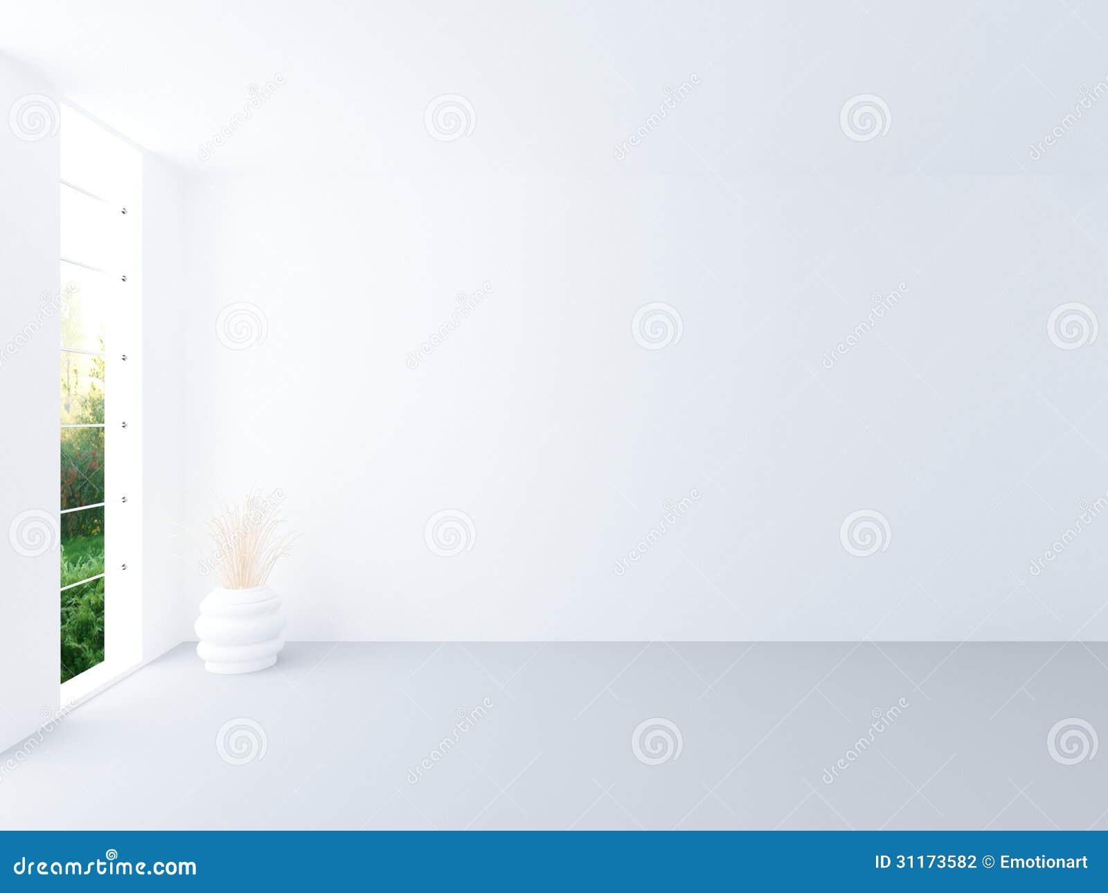 Download Modern Empty White Room