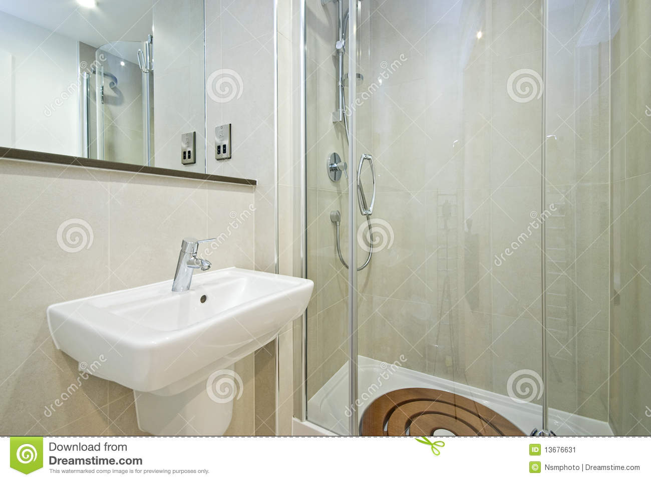 Top Modern en suite bathroom with large oval shower and whote ceramic wash  1300 x 960 · 97 kB · jpeg