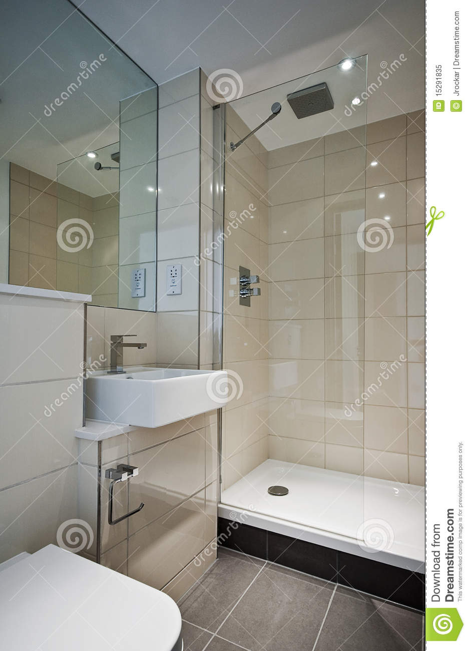 En Suite Bathroom Stock Photo 12207978