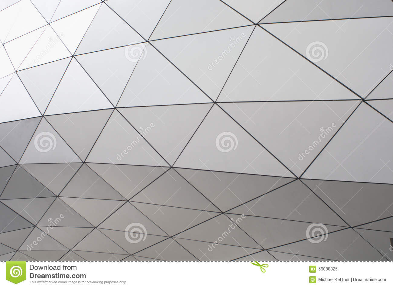 modern facade and geometric form stock image - image of shape, spot
