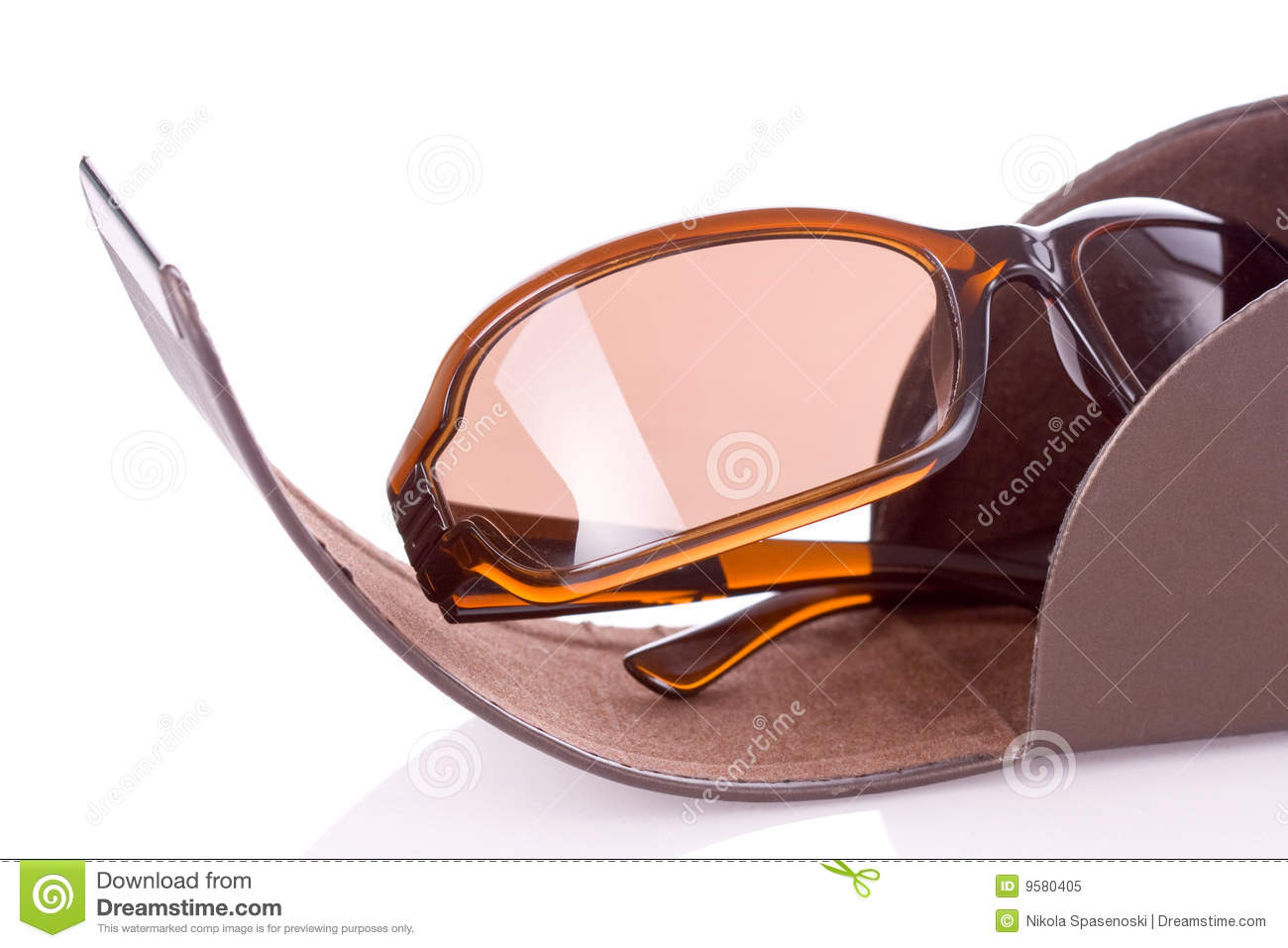 Modern fashionable glasses