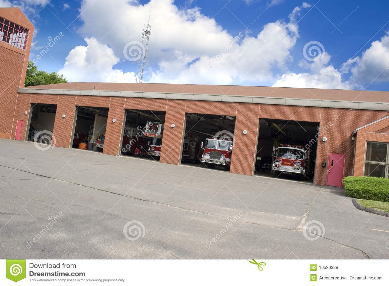 modern fire station stock photos, images, & pictures - 316 images