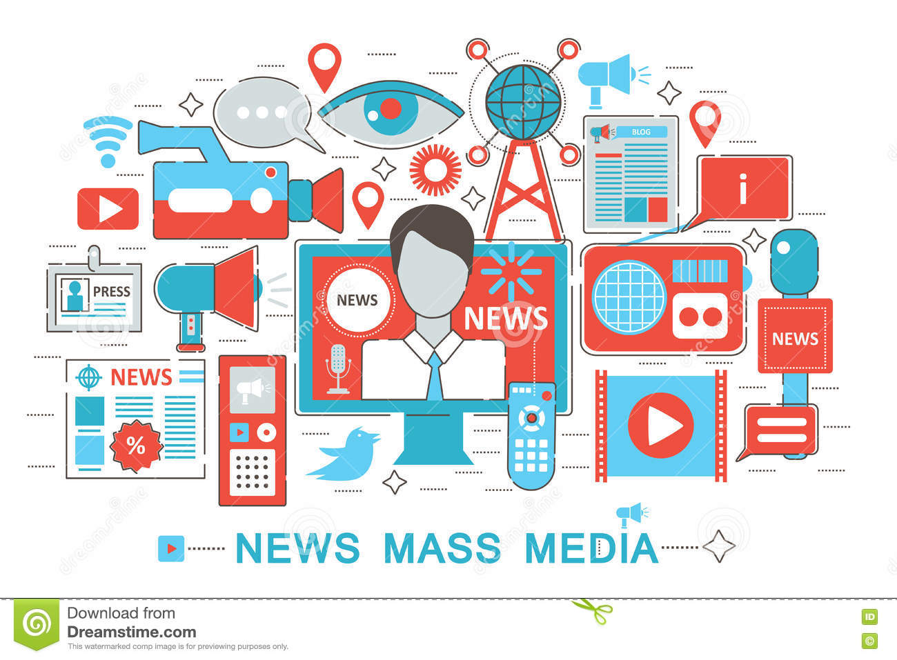 do the mass media have a ~y tow do global sources of information such as mass media outlets , state  propaganda , ngos   gests that the media will have a relatively larger impact.