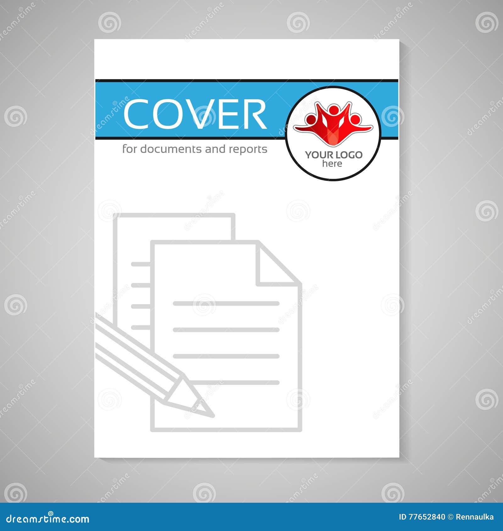 modern folder cover book cover brochure design template for modern folder cover book cover brochure design template for documents and reports