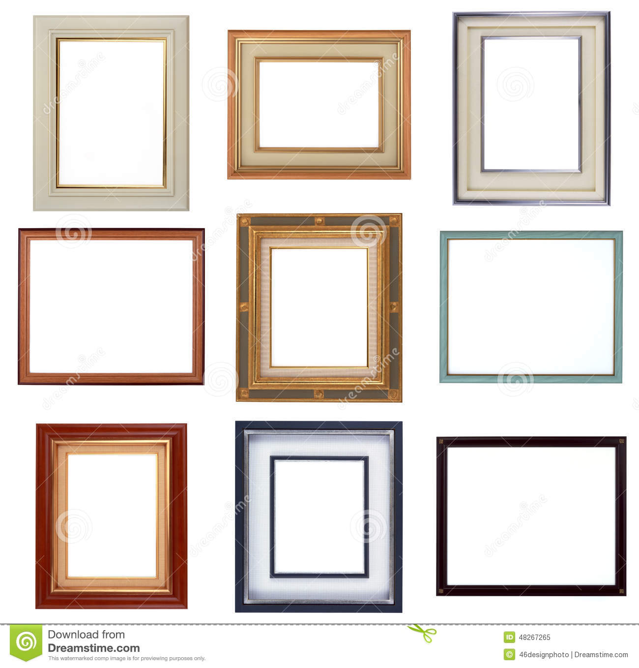 modern frames photo frame stock photo  image  - modern frames photo frame