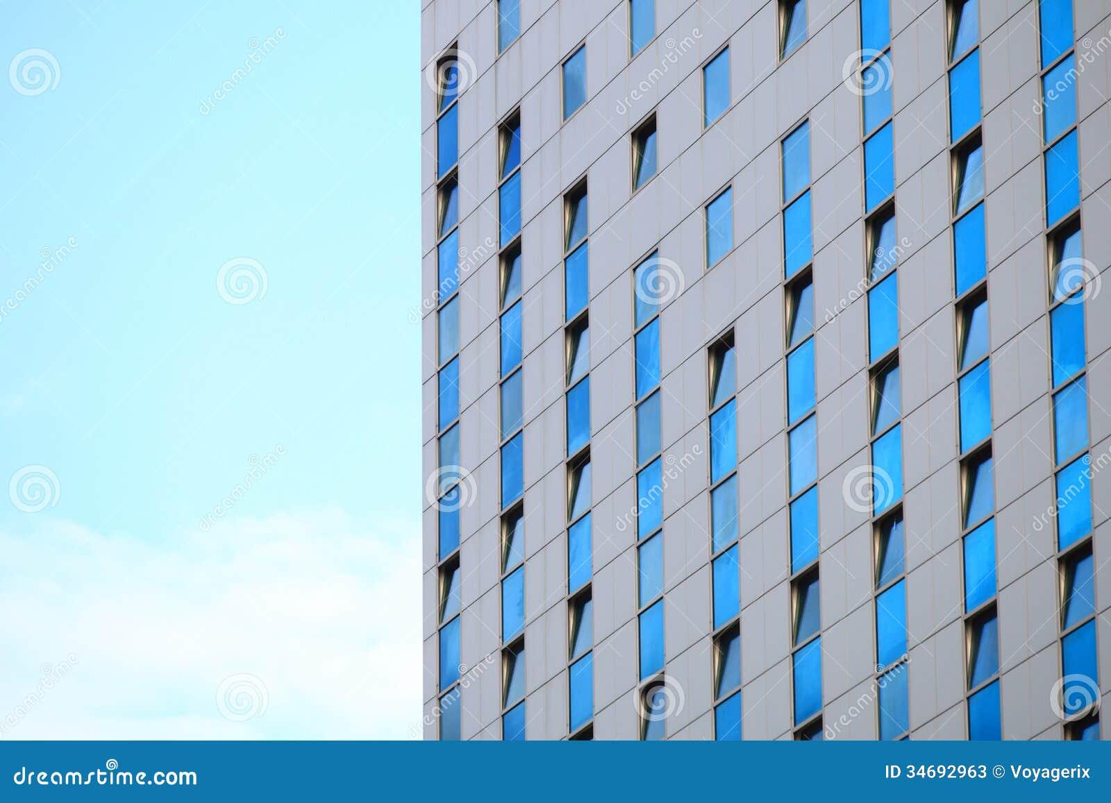 Corporate Business Building Futuristic business corporate