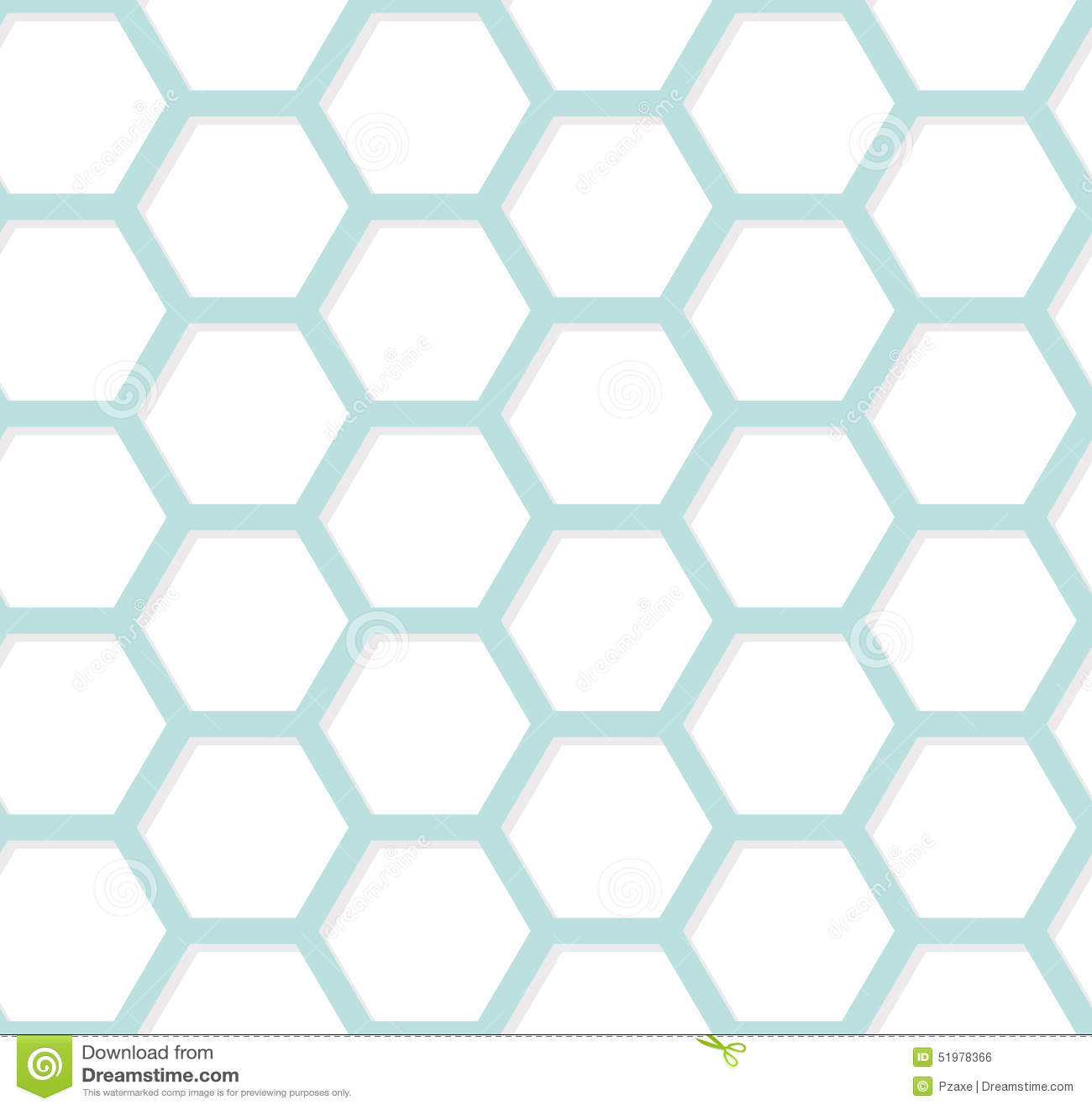 modern geometric hexagonal background vector abstract