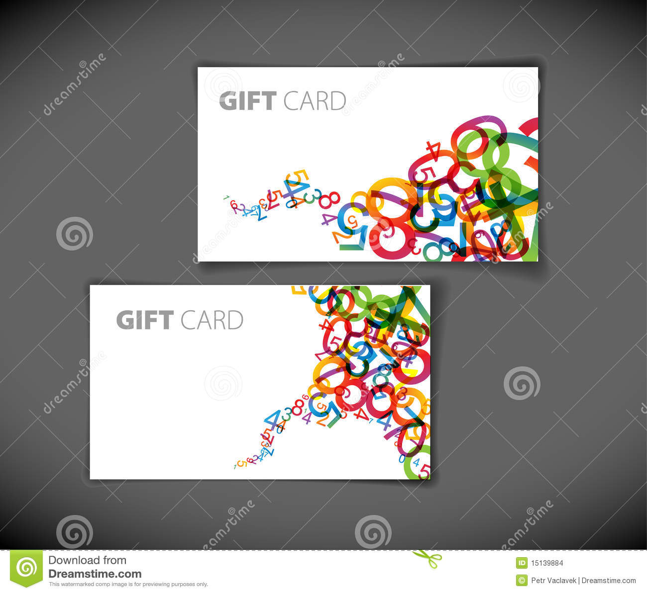 Gift Card Templates Photography Image 18402102 – Gift Card Templates