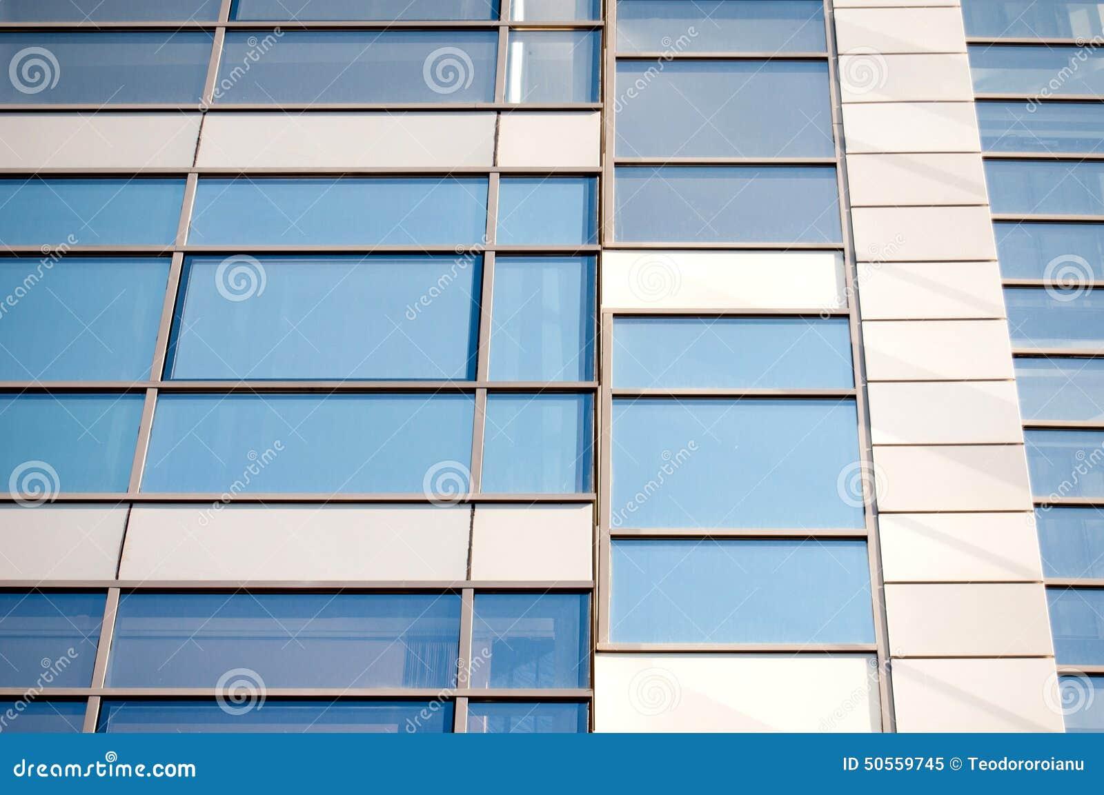 Modern Glass Facade Design Stock Photo Image 50559745
