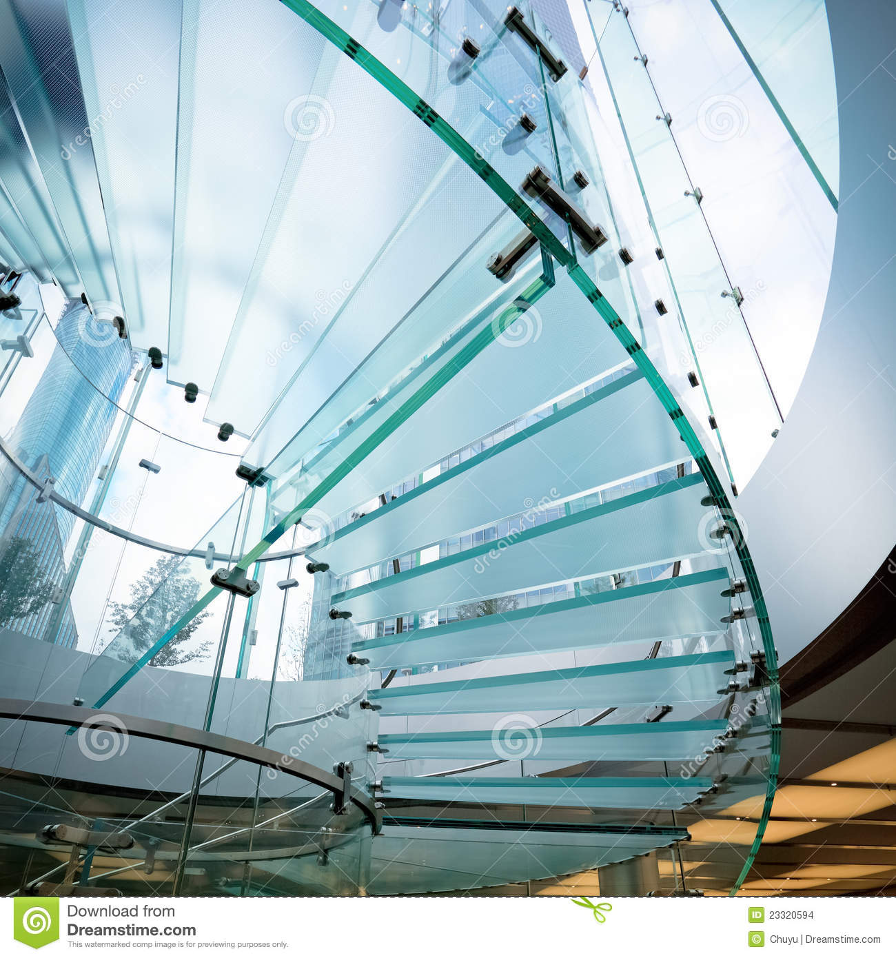 Royalty-Free Stock Photo. Download Modern Glass ...