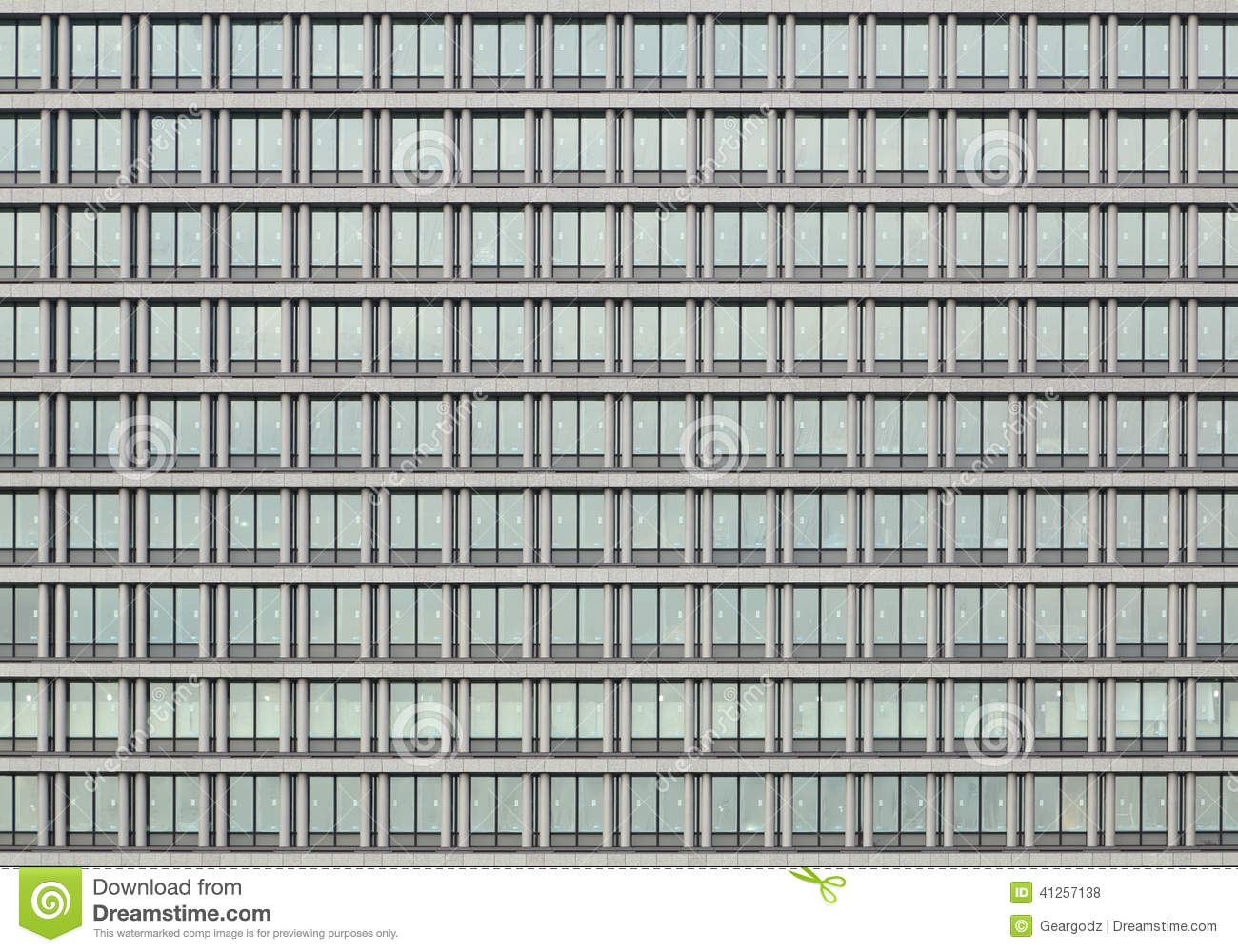 Building Glass Window : Modern glass windows building stock photo image