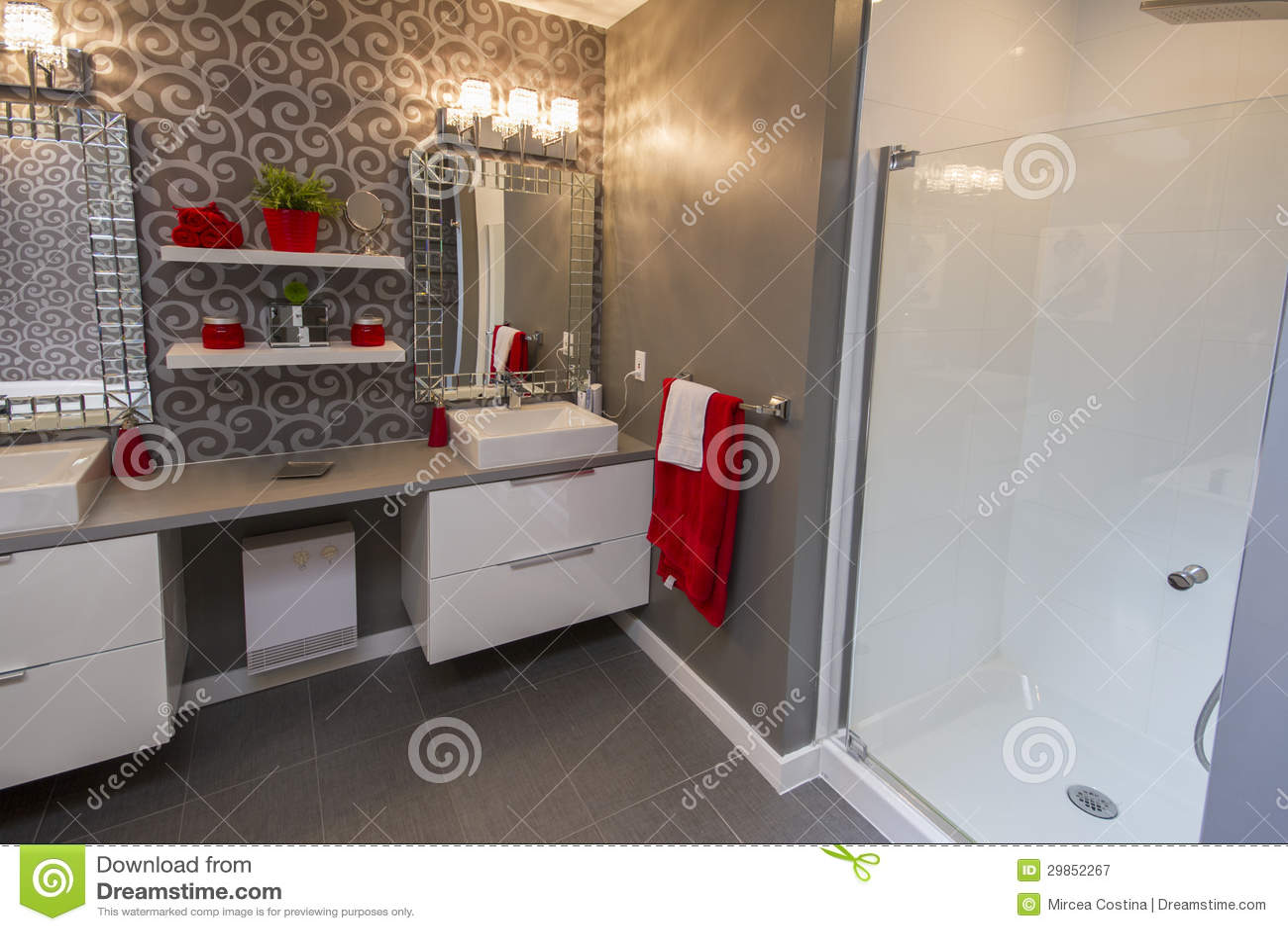 Bathroom royalty free stock photography image 29852267