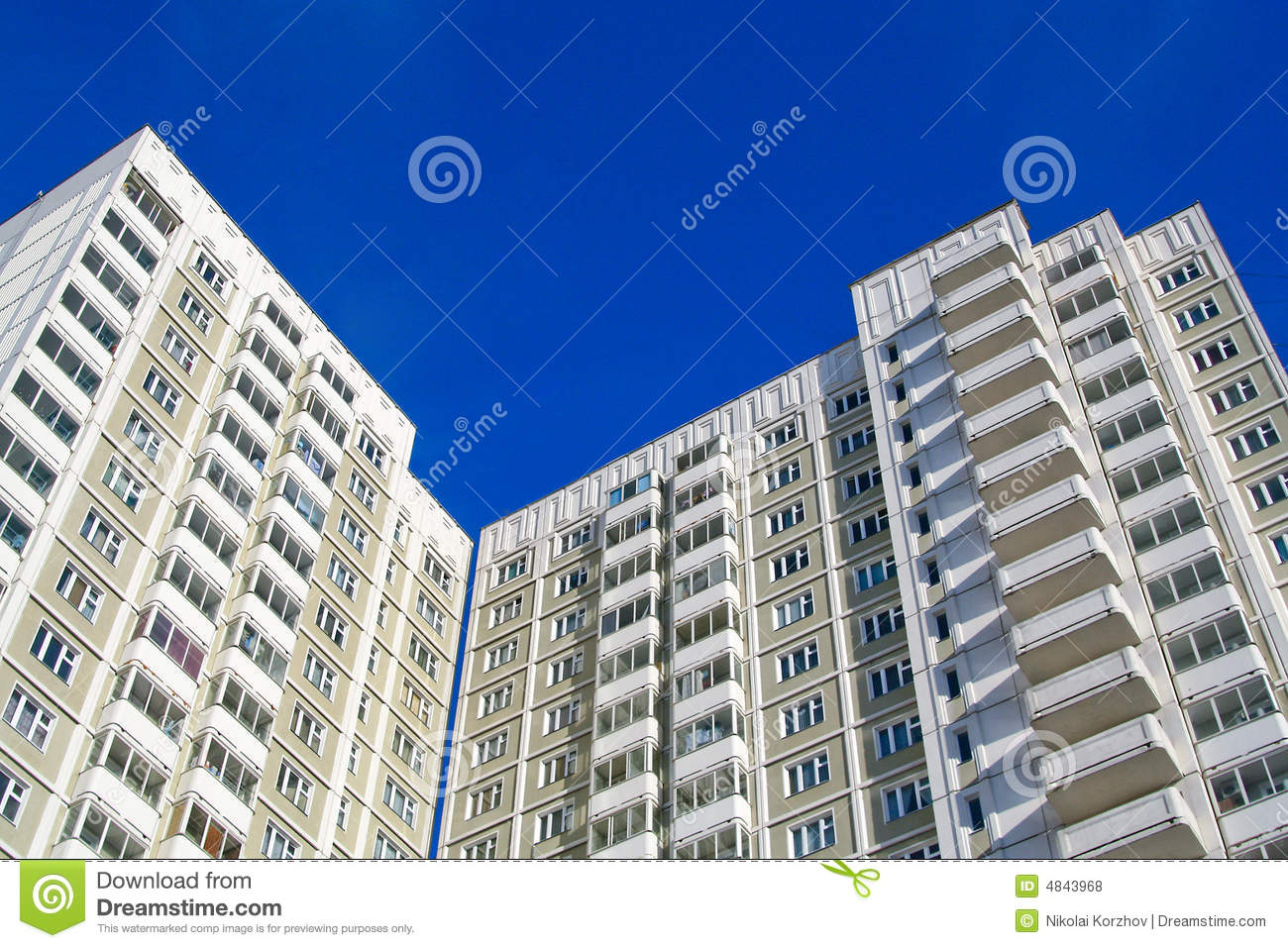 Modern high rise building royalty free stock photos for Modern high rise building design
